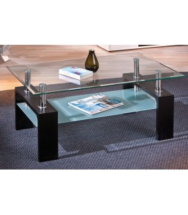 "Table basse verre ""DANA"""