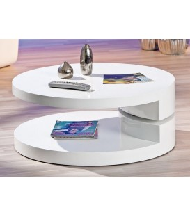 "Table basse ronde ""ROTONDI"""
