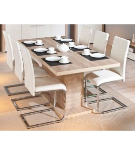 "Table rectangulaire ""ABSOLUTO 10"""