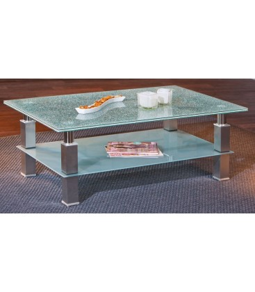 "Table basse double ""MOW 14-12"""