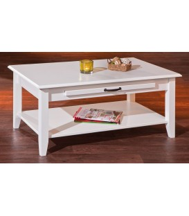 "Table basse en pin ""CASSALA 7-1"""
