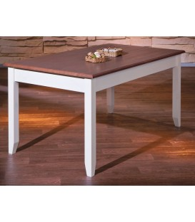 "Table rectangulaire en pin ""CASSALA 1-2"""