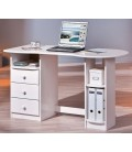 "Bureau informatique en pin ""YANIS"""