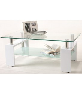 """Table basse verre SECURIT """"CYBER"""""""