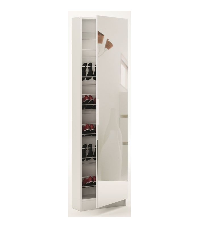 Armoire a chaussures avec miroir 28 images armoire for Armoire chaussure miroir