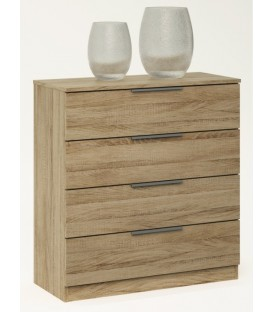"""Commode 4 tiroirs """"CHEST"""""""