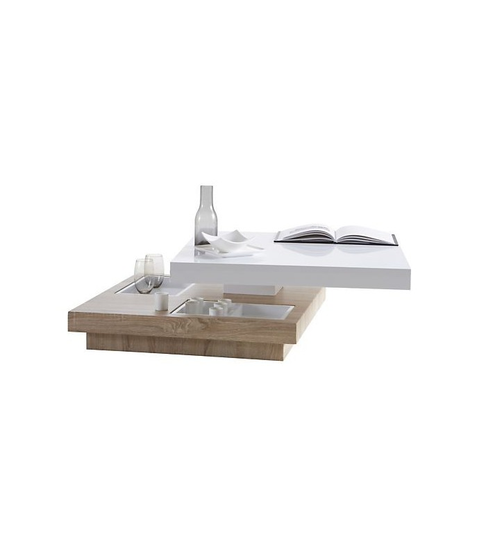 Table basse plateau pivotant but - Table basse plateau pivotant ...