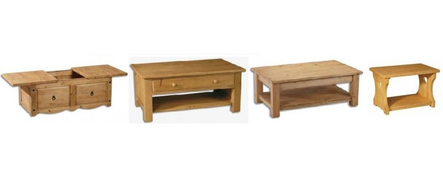 Tables basses anglaises